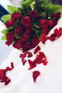 Mon Shooting Photo Avec Mon Plus Beau Bouquet De Roses Monceau